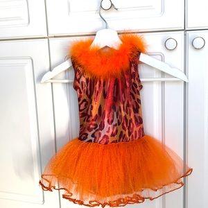 Toddlers bodysuit dress